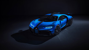 Bugatti Chiron Pur Sport 2020 5K Car Wallpaper