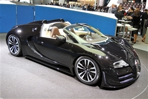 New Latest 2015 Bugatti Veyron Grand Sport Vitesse Jean Car HD Photo