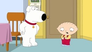 Brian Griffin and Stewie Griffin 4K Wallpaper