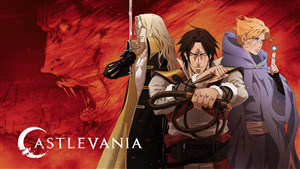 Castlevania Anime Series Wallpaper
