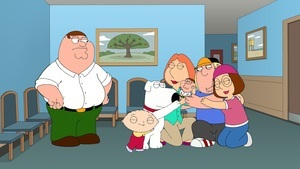 Family Guy American Sitcom Character Wallpaper