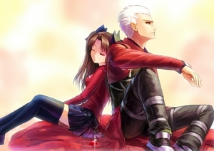Fate Stay Night Couple HD Wallpapers