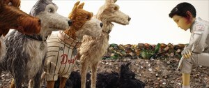 Isle of Dogs Movie 4K Wallpaper