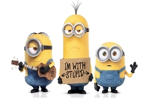 Minions Cartoon HD Wallpaper