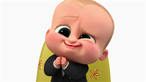 The Boss Baby Family Business Comedy Cartoon Film Wallpaper