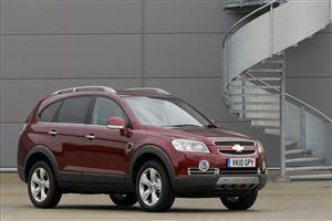 Chevrolet Captiva 2011 Car