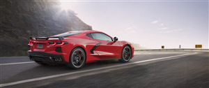 Chevrolet Corvette Stingray Z51 2020 5K Wallpaper