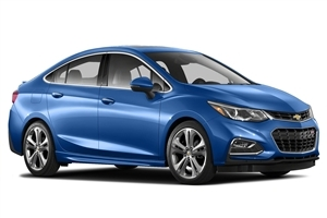 Chevrolet Cruze Sedan L Car HD Pics