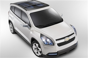 Chevrolet Hatchback Car Photo