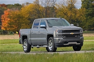 Latest 2018 Chevrolet Silverado Car