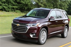 New 2018 Chevrolet Traverse SUV Car