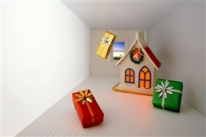 Beautiful Nice Home Decoration and Gifts on Christmas 2013 Festival