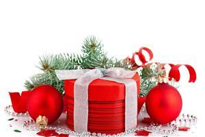 Gifts on Merry Christmas Images