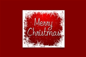 Merry Christmas HD Image Background