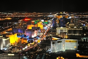 Amazing Las Vegas Strip in Country Nevada HD Photo