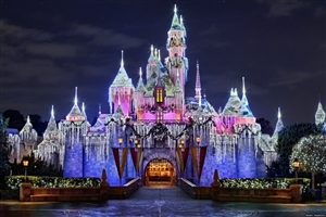 Amzing Wonderful Disneyland Tourist Places in California US HD Photos