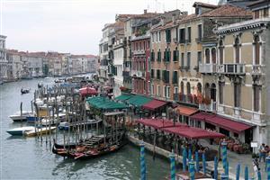 Beautiful Venice City in Italy Wallpaper