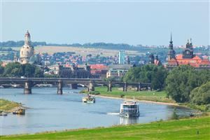 Country Germany Dresden Elbe
