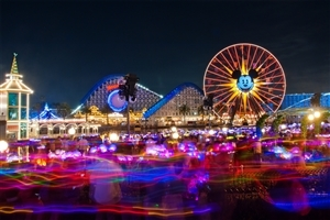 Disney California Adventure Tourist Attractions in USA Wallpapers