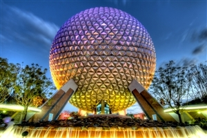 Epcot Theme Park in Bay Lake Florida USA Wallpapers