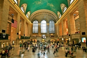 Grand Central Terminal in NY United States Country Wallpaper