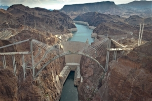 Hoover Dam in Nevada US Tourist Place Wallpapers