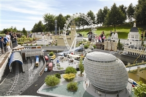 Legoland Windsor Resort in United Kingdom Wallpaper