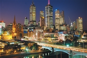 Melbourne City Centre Australia Country HD Wallpapers