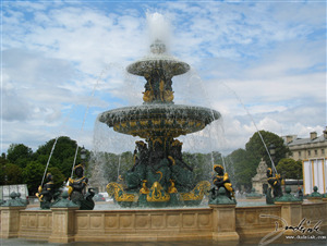 Place de la Concorde Tourist Place in Paris France Wallpaper