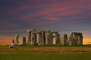 Stonehenge Historical Landmark in UK