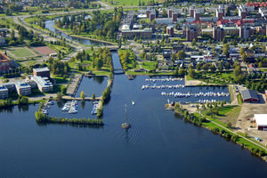 Stroemsund Beautiful City of Sweden Wallpapers