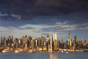 Tallest Buling in New York City Wallpaper