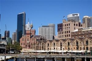 The Rocks Tourist Place in Sydney Australia HD Wallpapers