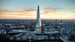 The Shard Skyscraper In London England 4K Wallpapers