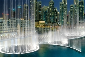 Travel Place The Dubai Fountain