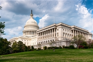 United States Capitol Building Wallpaper