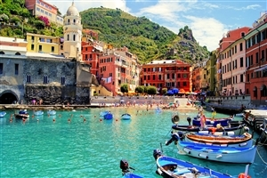 Vernazza Italy Town HD Wallpapers