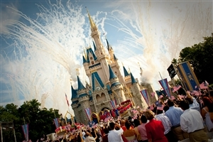 Walt Disney World Theme Park in Florida Wallpaper