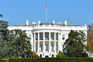 White House Official Residence in Washington DC United States of America HD Wallpaper