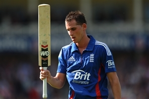Alex Hales English Cricketer Batsman in Ground HD Sport Wallpapers