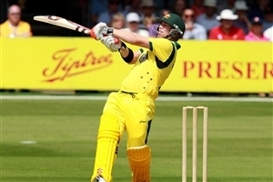 David Warner Famous Australian Batsman Cricketer HD Wallpapers