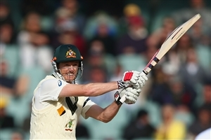 George Bailey Famous Australian Cricket Batsman Player HD Images