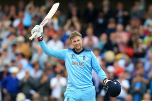 Joe Root England Cricketer in World Cup 2019 Wallpaper