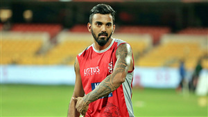 KL Rahul in IPL Cricket Photo