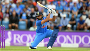 Latest Wallpaper of Rohit Sharma