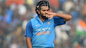 Rohit Sharma Winning Moment Pic