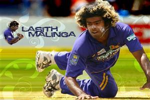 Shi Lankan Cricketer Lasith Malinga Wallpapers