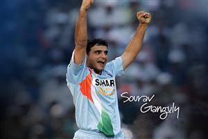 Sourav Ganguly Indian Captain Wallpapers