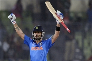 Virat Kohli Famous Indian Cricketer HD Wallpapers