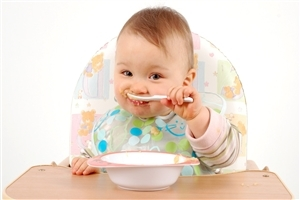 Cute Baby Eating HD Wallpapers Background